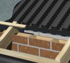 Roll panel vents in-situ