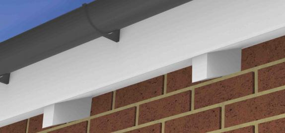 Manthorpe Eaves Detailing Adds Finishing Touch to Avant Homes